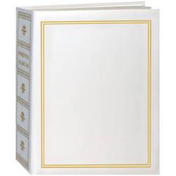 Pioneer Photo Albums TA-46 Book Style Slip-in Pocket Album (White)