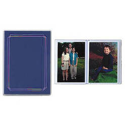 Pioneer Photo Albums XG-426 Flexible Cover Photo Album (Navy Blue)