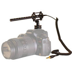 Que Audio Q DSLR-Video Microphone Kit