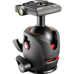 Manfrotto 055 Magnesium Ball Head with Q2 Quick Release