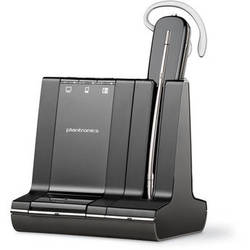 Plantronics Savi W740 Multi-Device Wireless Headset System