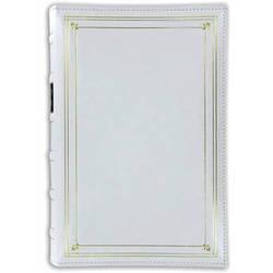Pioneer Photo Albums BTA-204 Bonded Leather 3-Ring Album (White)