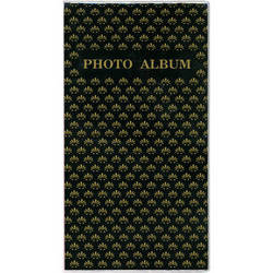 Pioneer Photo Albums FC-346 Flexible Cover Album (Black)