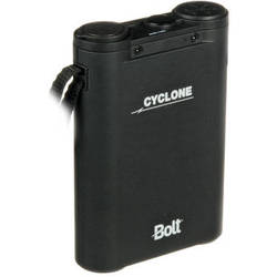 Bolt Cyclone Battery Pack for Camera Flash (with Charger)
