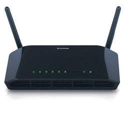 D-Link ADSL2+ Modem with Wireless N300 Router