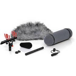DPA Microphones 4017B-R Shotgun Microphone with Rycote Windshield