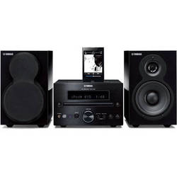 Yamaha MCR-332 Mini-System (Black)