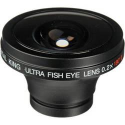 Digital King Magnet Mount Conversion Fisheye Lens for iPhone 4/4S/5/5c/5s