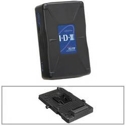 IDX System Technology Endura Elite 14.8V DC V-Mount Battery with VL-PVC1 Charger Kit
