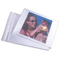 """Lineco Archivalware Photo/Art Bags (8.5 x 11"""", 50 Pack)"""