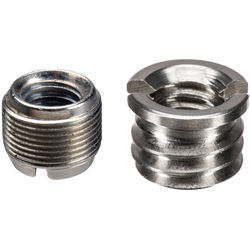 "General Brand Microphone Reducer Bushing - 5/8"" to 1/4""-20"