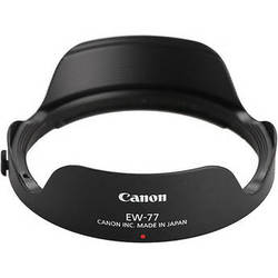 Canon EW-77 Lens Hood for EF 8-15mm f/4L Fisheye USM Lens