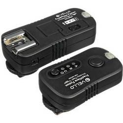 Vello FreeWave Fusion Wireless Flash Trigger & Remote Control (for Most Nikon DSLRs)