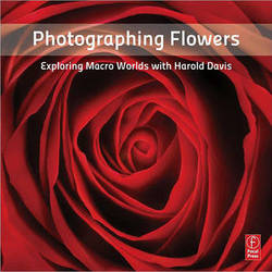 Focal Press Book: Photographing Flowers: Exploring Macro Worlds with Harold Davis