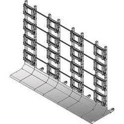 Sharp Bundled Hardware for Free Standing Displays (4 x 4)