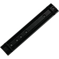 Weaver .22 Tip-Off Adaptor Base - TO-1 (Gloss Black)