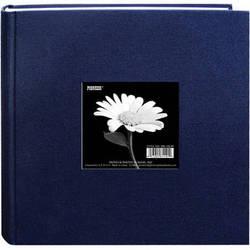 """Pioneer Photo Albums DA-200CBF Cloth Frame Album - 4 x 6"""" (Regal Navy)"""