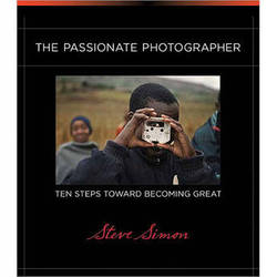 Pearson Education Book: The Passionate Photographer: Ten Steps Toward Becoming Great