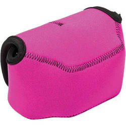 LensCoat BodyBag Point and Shoot Large Zoom (Pink)