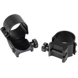 """Weaver 1"""" Detachable Extension Top Mount Rings (2-Pack, High)"""