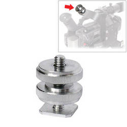 Bracket 1 Cold Shoe Threaded Adapter