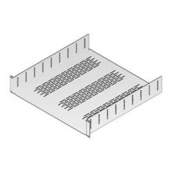 "Raxxess 18"" Deep Custom Mounting Shelf (2U)"