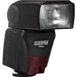 Sunpak PZ42X TTL Flash for Nikon DSLR Cameras