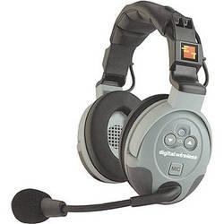 Eartec COMSTAR Double-Ear Full Duplex Wireless Headset