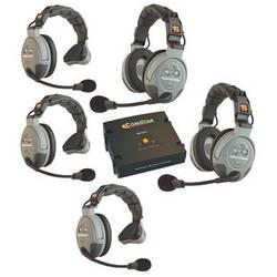 Eartec COMSTAR XT-5 5-User Full Duplex Wireless Intercom System