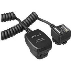 Vello Off-Camera TTL Flash Cord for Canon Cameras (1.5')