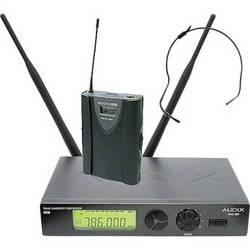 Audix RAD360 Wireless Bodypack Headworn Microphone System (Black)