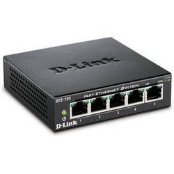 D-Link DES-105 5-Port 10/100 Fast Ethernet Switch