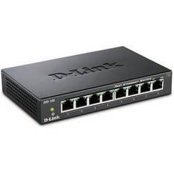D-Link DES-108 8-Port 10/100 Fast Ethernet Switch