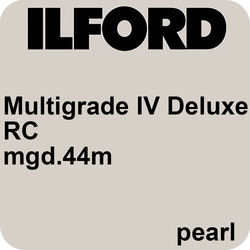 """Ilford Multigrade IV RC Deluxe MGD.44M Black & White Variable Contrast Paper (20 x 24"""", Pearl, 50 Sheets)"""