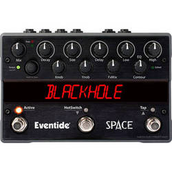 Eventide Space Reverb Stompbox