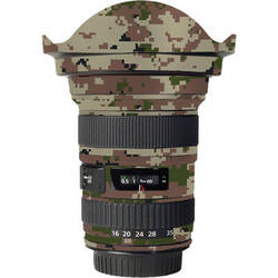 LensSkins Lens Skin for the Canon 16-35mm f/2.8L (Mark 1) Lens (Camo)