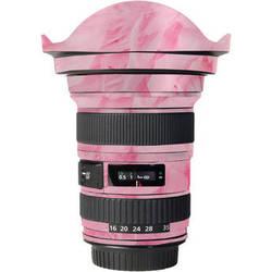 LensSkins Lens Skin for the Canon 16-35mm f/2.8L (Mark 11) Lens (Tickled Pink)