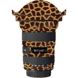 LensSkins Lens Skin for the Canon 16-35mm f/2.8L (Mark 11) Lens (Giraffe)
