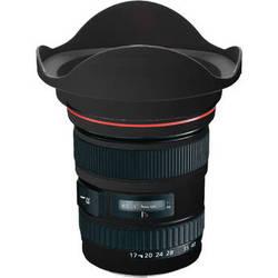 LensSkins Lens Skin for the Canon 17-40 f/4 EF USM Lens (Flat Black)