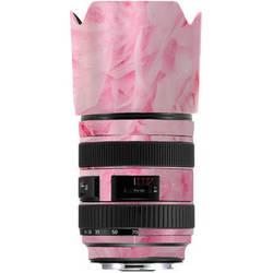 LensSkins Lens Skin for the Series 1 Canon 24-70mm f/2.8L Lens (Tickled Pink)