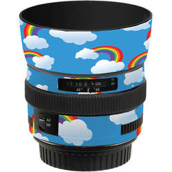 LensSkins Lens Skin for the Canon 50mm f/1.4 USM Lens (Kids Photographer)
