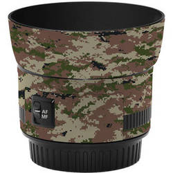 LensSkins Lens Skin for the Canon 50mm f/1.8 II Lens (Camo)