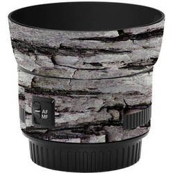 LensSkins Lens Skin for the Canon 50mm f/1.8 II Lens (Winter Woodland)