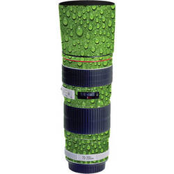 LensSkins Lens Skin for the Canon 70-200mm f/4 Non IS Lens (Green Water)