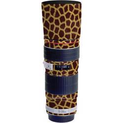 LensSkins Lens Skin for the Canon 70-200mm f/4 Non IS Lens (Giraffe)