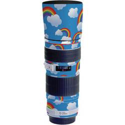 LensSkins Lens Skin for the Canon 70-200 f/4L EF USM Lens (Kids Photographer)