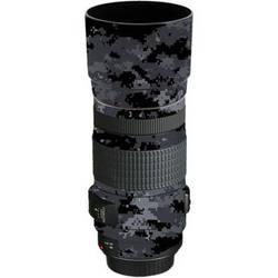 LensSkins Lens Skin for the Canon EF 70-300mm f/4-5.6 IS USM Lens (Dark Camo)