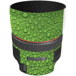 LensSkins Lens Skin for the Canon 85mm f/1.2L II EF USM Lens (Green Water)