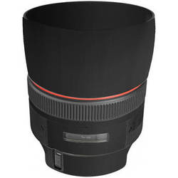 LensSkins Lens Skin for the Canon 85mm f/1.2L II EF USM Lens (Flat Black)