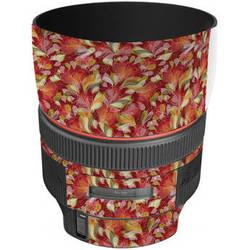 LensSkins Lens Skin for the Canon 85mm f/1.2L II EF USM Lens (French Feather)